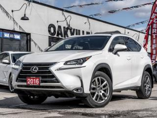 Used 2016 Lexus NX 200t AWD 4DR for sale in Oakville, ON