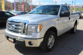 Used 2011 Ford F-150 XLT REG CAB for sale in Mississauga, ON