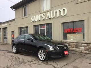 Used 2014 Cadillac ATS 4DR SDN 2.0L AWD for sale in Hamilton, ON