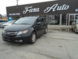Used 2015 Honda Odyssey EX 8 SEATS &  BACKUP CAMERA for sale in Scarborough, ON