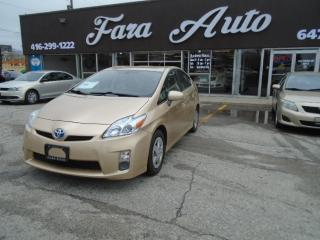 Used 2010 Toyota Prius HB Hybrid for sale in Scarborough, ON