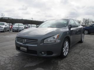 Used 2011 Nissan Maxima 4dr Sdn V6 Auto 3.5 for sale in Newmarket, ON