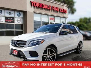 Used 2016 Mercedes-Benz C 300 GLE350d AMG, BLACK PKG, 21