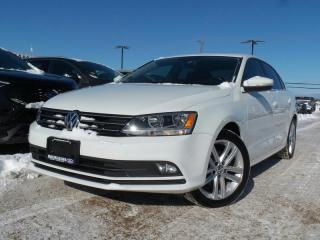 Used 2015 Volkswagen Jetta HIGHLINE 1.8L TSI LEATHER HEATED SEATS for sale in Midland, ON