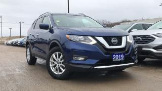 Used 2019 Nissan Rogue SV 2.5L AWD HEATED SEATS for sale in Midland, ON