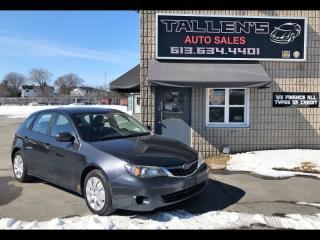 Used 2008 Subaru Impreza for sale in Kingston, ON