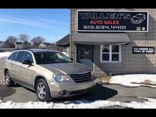Used 2008 Chrysler Pacifica Touring for sale in Kingston, ON