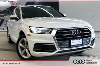Used 2018 Audi Q5 2.0T Progressiv + CarPlay | Nav| Rear Cam for sale in Whitby, ON