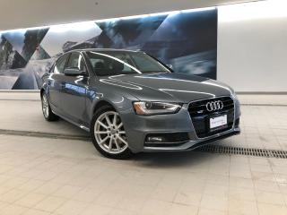 Used 2015 Audi A4 2.0T Progressiv + Nav | Rear Cam | Low kms! for sale in Whitby, ON