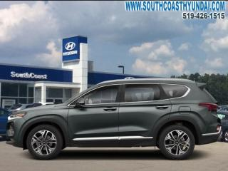 New 2019 Hyundai Santa Fe 2.0T Luxury AWD  - Leather Seats - $244.86 B/W for sale in Simcoe, ON