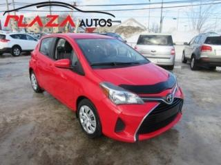 Used 2015 Toyota Yaris LE for sale in Beauport, QC