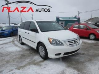 Used 2009 Honda Odyssey DX for sale in Beauport, QC