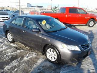 Used 2011 Toyota Camry LE for sale in Oak Bluff, MB