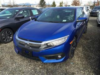Used 2017 Honda Civic COUPE Touring for sale in Richmond, BC