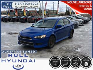 Used 2012 Mitsubishi Lancer Se, Bancs Chauff for sale in Gatineau, QC