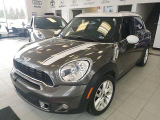 Used 2011 MINI Cooper Countryman S for sale in Sherbrooke, QC