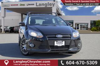 Used 2014 Ford Focus SE *ROOF RACKS* *BLUETOOTH* for sale in Surrey, BC