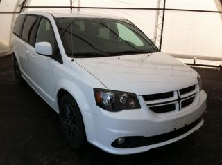 Used 2019 Dodge Grand Caravan GT GRAND CARAVAN, LEATHER HEATED SEATING, REVERSE CAMERA, POWER DOOR GROUP, REMOTE STARTER for sale in Ottawa, ON