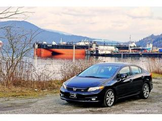 Used 2012 Honda Civic SI for sale in Vancouver, BC