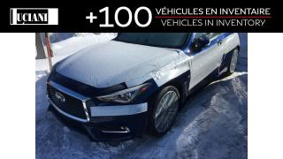 Used 2018 Infiniti Q60 3.0t Sport for sale in Montréal, QC