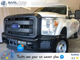 Used 2016 Ford F-250 Awd Crew Cab for sale in St-Hyacinthe, QC