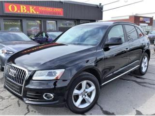 Used 2015 Audi Q5 2.0t Komfort-Awd for sale in Laval, QC