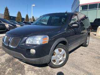 Used 2009 Pontiac Montana A/C for sale in St-Eustache, QC