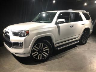 Used 2016 Toyota 4Runner Limited for sale in St-Eustache, QC