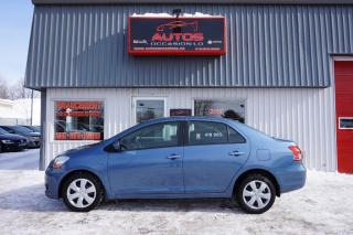 Used 2008 Toyota Yaris A/C for sale in Lévis, QC