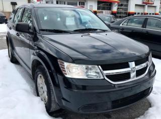Used 2010 Dodge Journey SE for sale in St. Catharines, ON