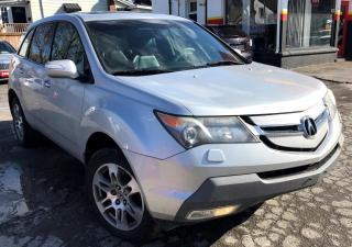Used 2008 Acura MDX Base for sale in St. Catharines, ON