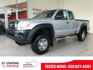 Used 2010 Toyota Tacoma 4x4 Acces Cab for sale in Mirabel, QC