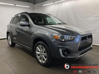 Used 2015 Mitsubishi RVR Gt 2.4l for sale in Drummondville, QC