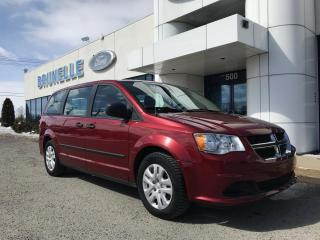 Used 2016 Dodge Grand Caravan SE STOW & GO 8 pneus for sale in St-Eustache, QC