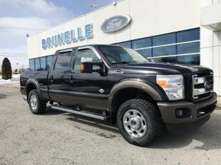 Used 2016 Ford F-250 KING RANCH 6,7L Diesel for sale in St-Eustache, QC