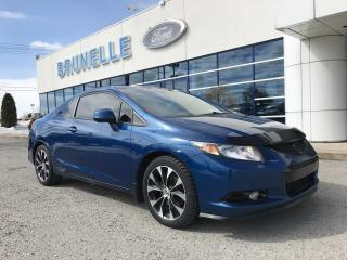 Used 2013 Honda Civic SI for sale in St-Eustache, QC
