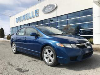 Used 2011 Honda Civic SE 8 pneus for sale in St-Eustache, QC