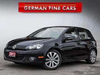 Used 2013 Volkswagen Golf **WOLFSBURG EDITION 2.5L**BLUETOOTH** for sale in Bolton, ON