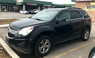 Used 2014 Chevrolet Equinox LT**BACK UP CAMERA, AWD, ACCIDENT FREE** for sale in Bolton, ON