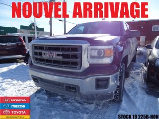 Used 2015 GMC Sierra 1500 Base+toile for sale in Drummondville, QC