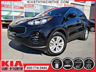Used 2018 Kia Sportage LX AWD ** CAMÉRA DE RECUL for sale in St-Hyacinthe, QC