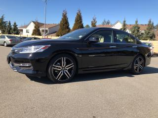 Used 2017 Honda Accord Touring V6 for sale in Surrey, BC