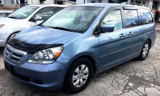 Used 2005 Honda Odyssey EX for sale in St. Catharines, ON