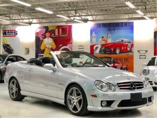 Used 2007 Mercedes-Benz CLK CLK63 AMG, Navigation... for sale in Paris, ON