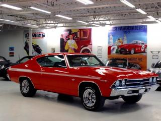Used 1969 Chevrolet Chevelle SS Yenko Tribute for sale in Paris, ON