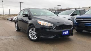 Used 2017 Ford Focus SE 2.0L I4 HEATED SEATS/STEERING WHEEL for sale in Midland, ON