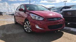 Used 2017 Hyundai Accent SE 1.6L HEATED SEATS SUNROOF for sale in Midland, ON