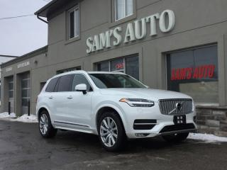 Used 2016 Volvo XC90 AWD 5dr T6 Inscription for sale in Hamilton, ON