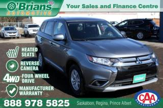 Used 2018 Mitsubishi Outlander ES w/AWD for sale in Saskatoon, SK