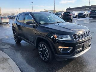 Used 2018 Jeep Compass LIMITED for sale in Etobicoke, ON